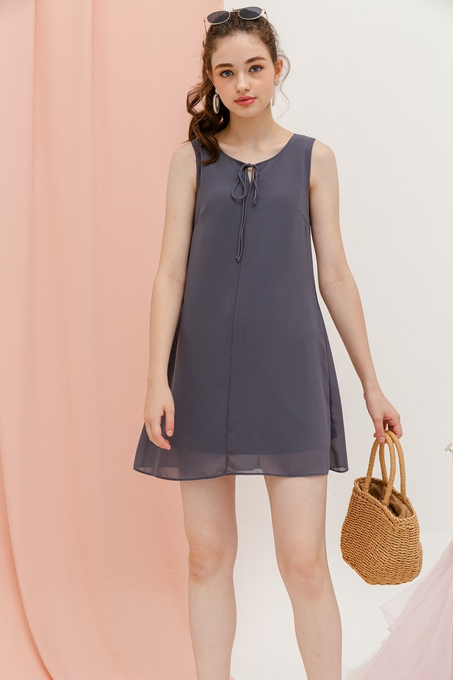 Rach Dress Grey