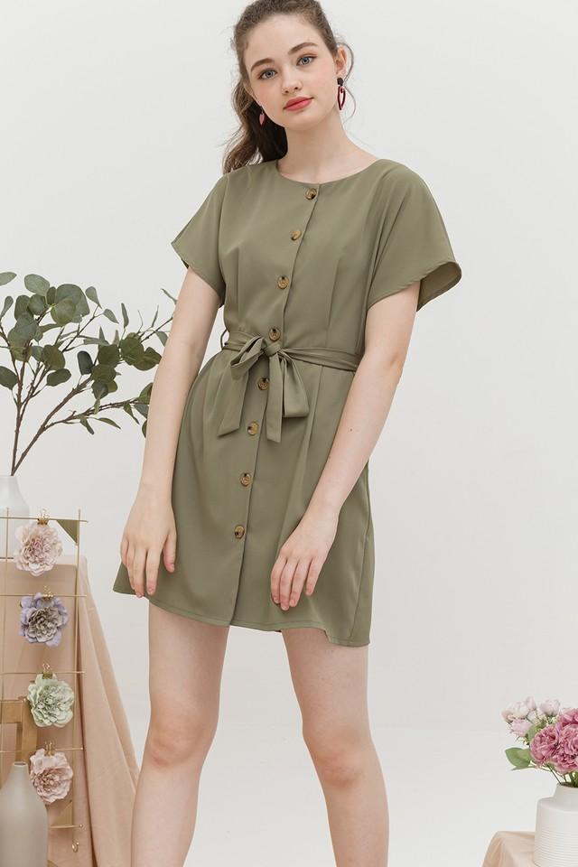 Iorra Dress Olive