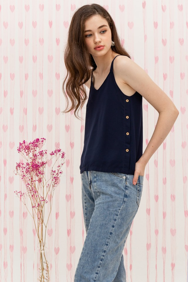 Zada Top Navy