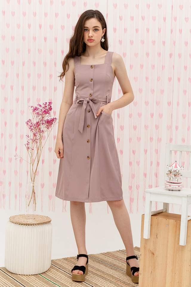 Tyrese Dress Pink