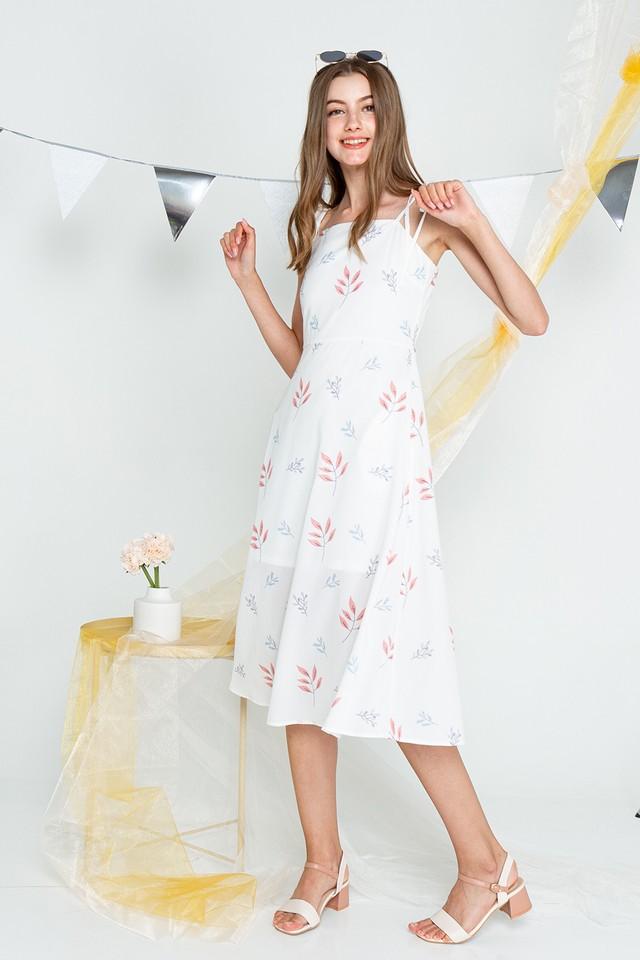 Radenna Dress Pastel Petals
