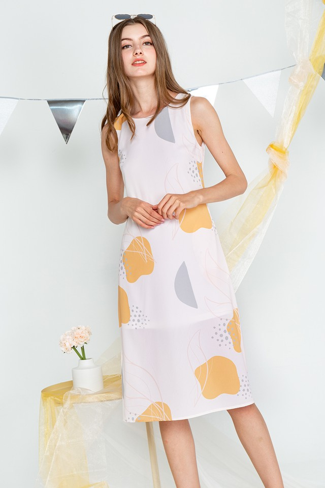 Egan Abstract Dress