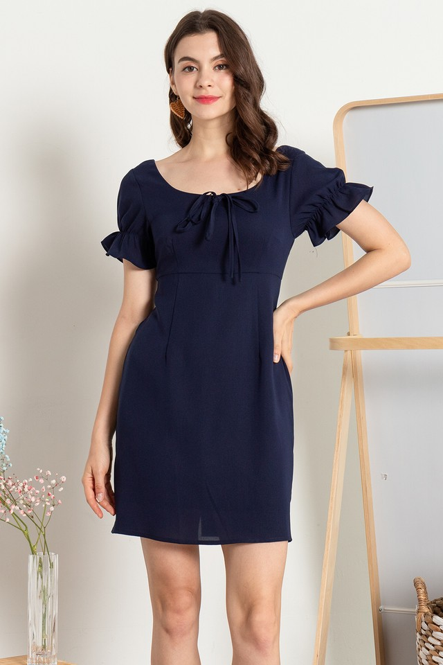 Xarissa Dress Navy
