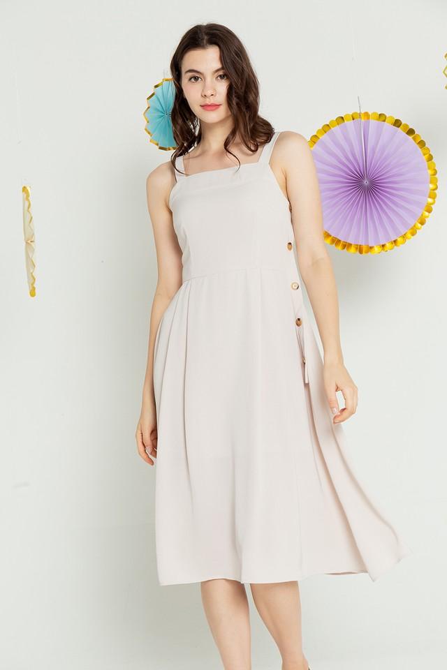 Zola Dress Sand
