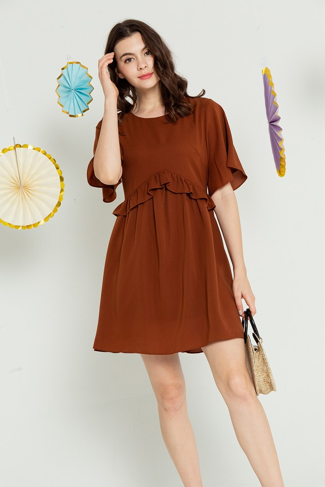 Knox Dress Mandarin