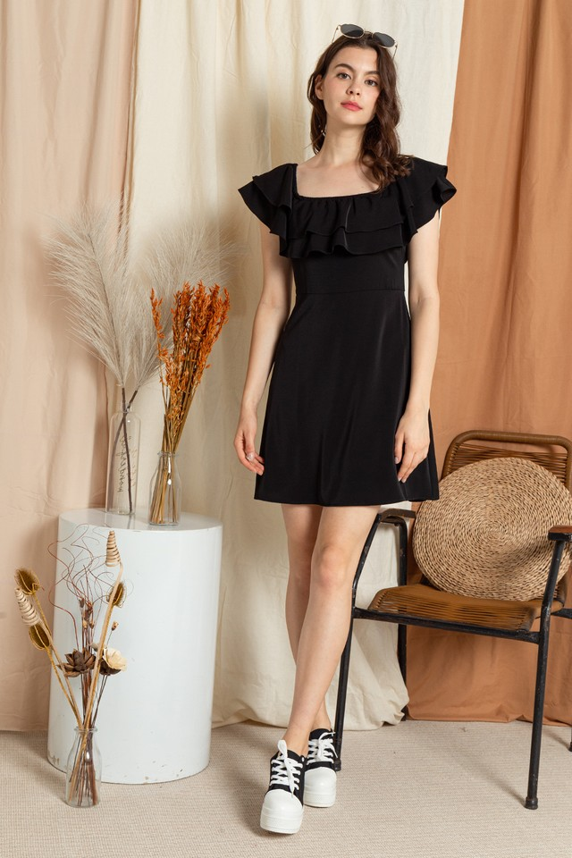 Jayla Dress Black