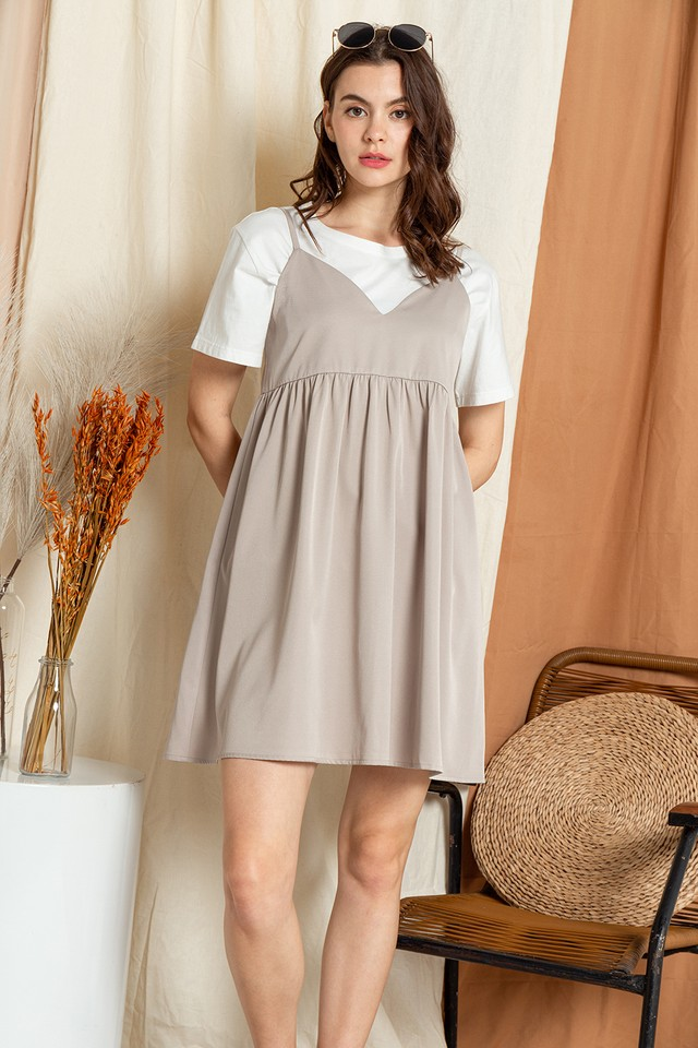 Seanna Slip On Dress Sand