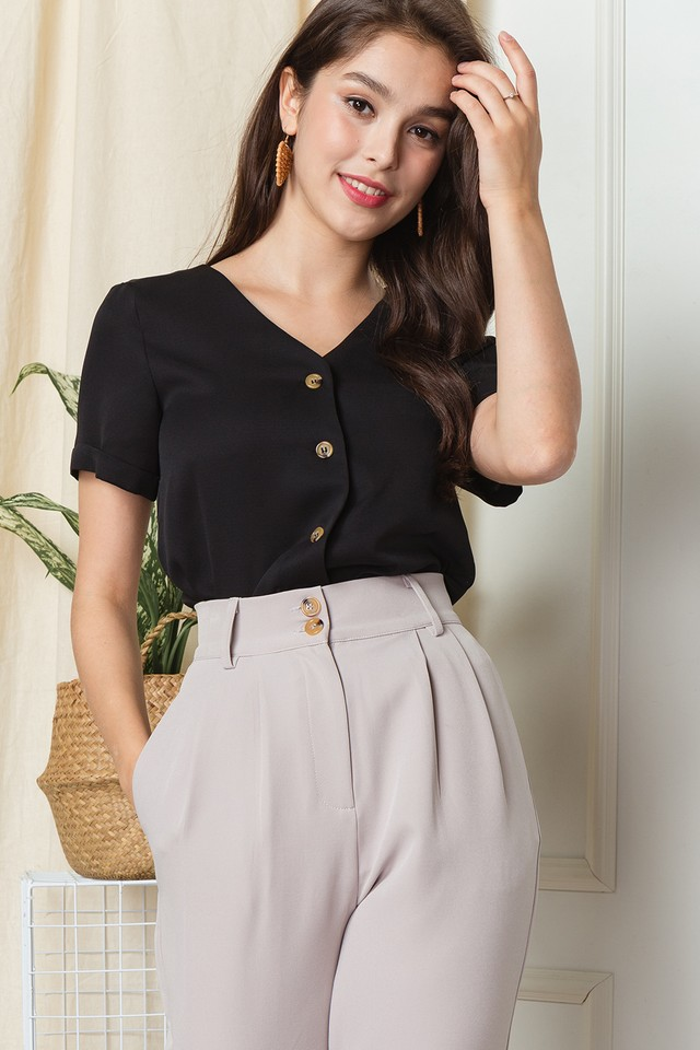 Keira Top Black