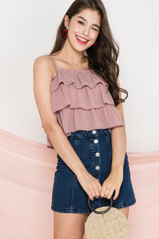 Nadya Top Pink