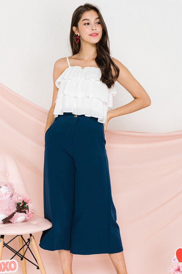 Lizbeth Culottes Forest