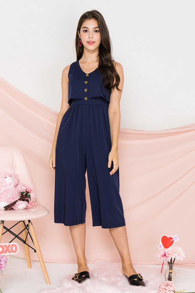 Toni Jumpsuit Navy