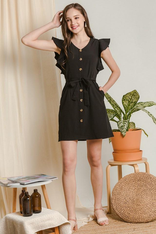 Miran Dress Black