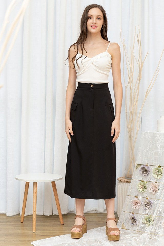Haylee Skirt Black
