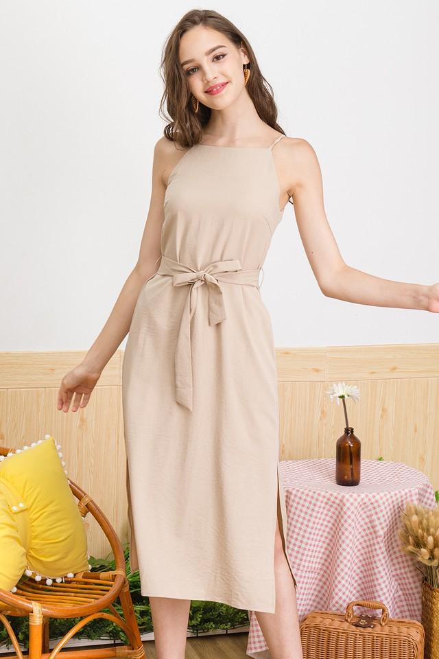 Zennia Dress Sand