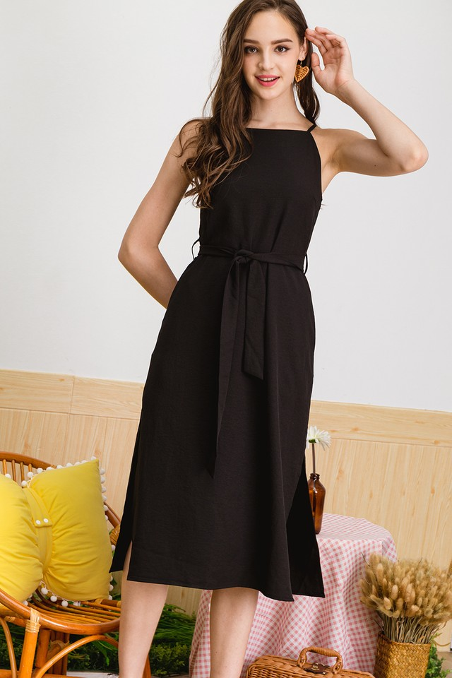 Zennia Dress Black