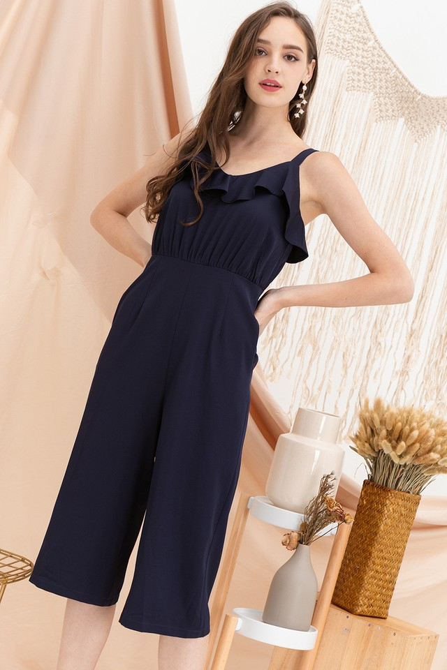 Wendi Jumpsuit Navy