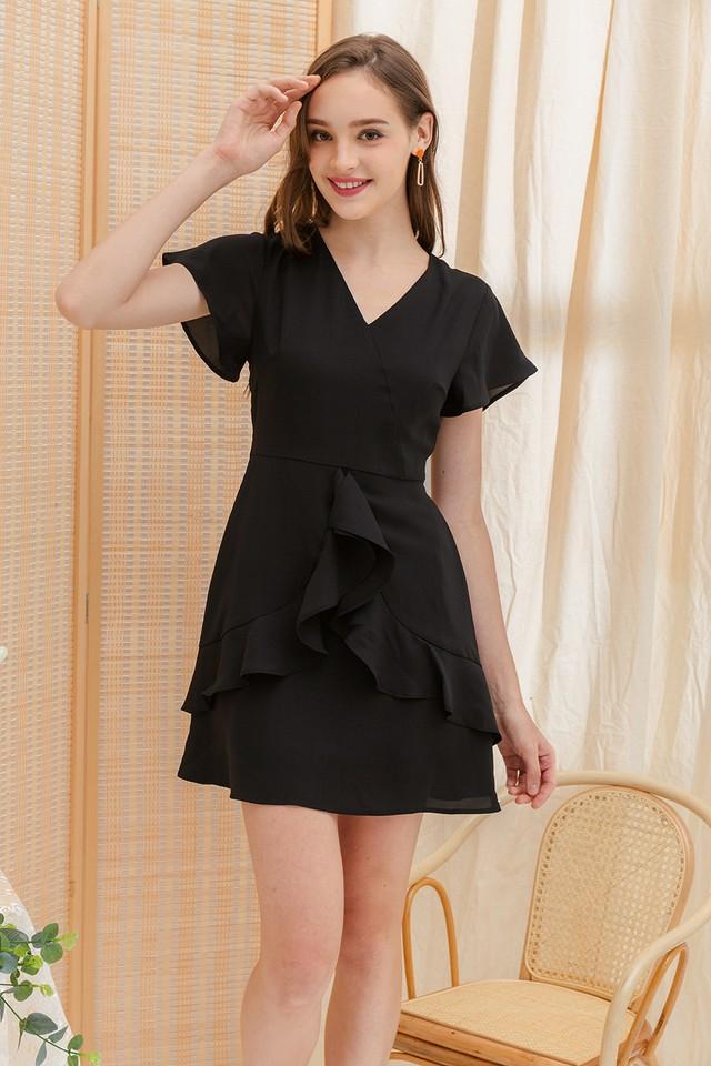 Vicki Dress Black