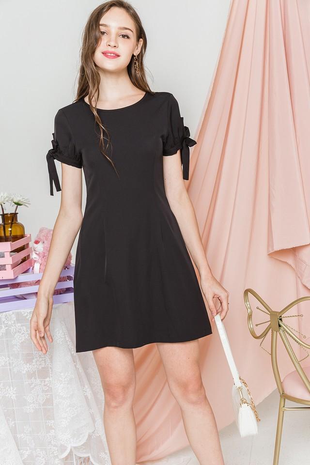 Aurolia Dress Black