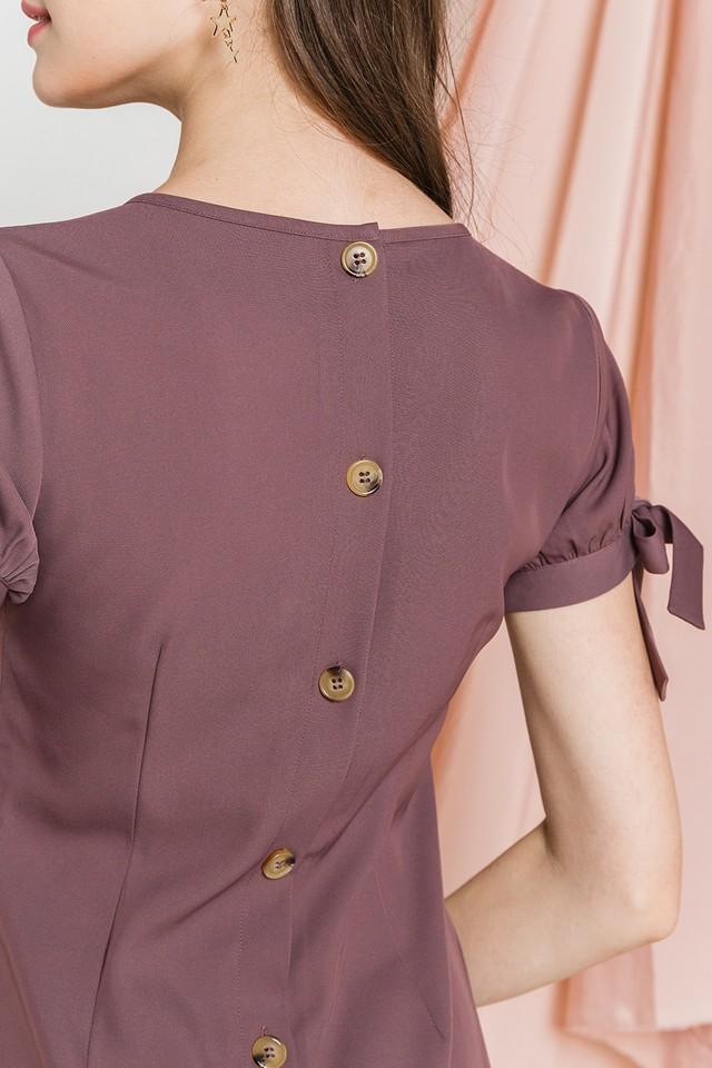 Aurolia Dress Mauve