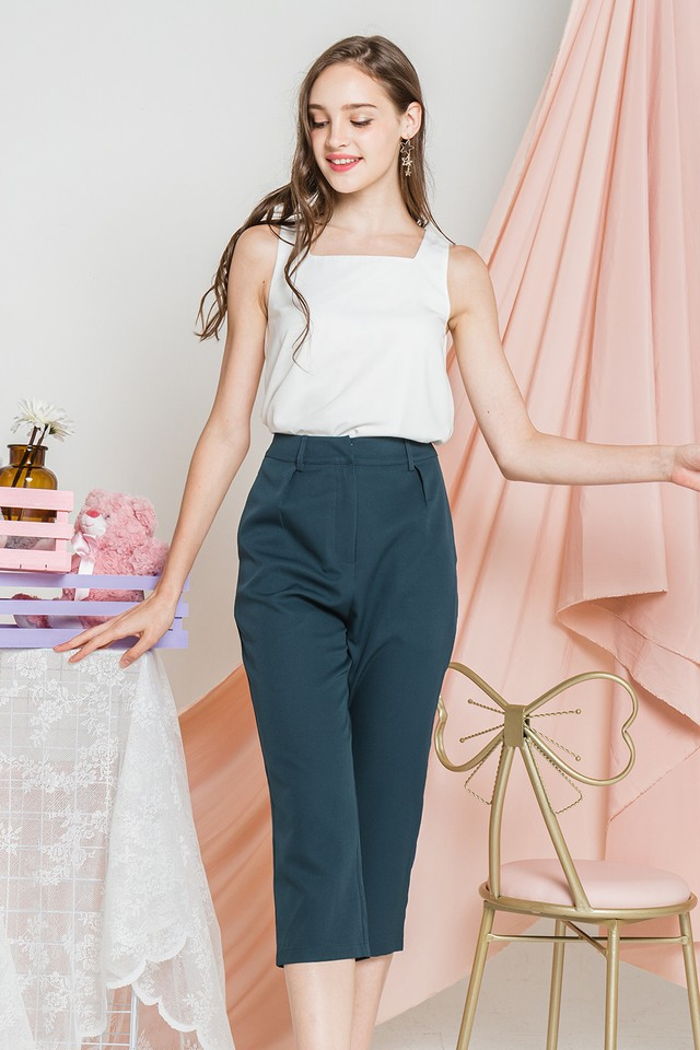 Kyleigh Culottes Forest