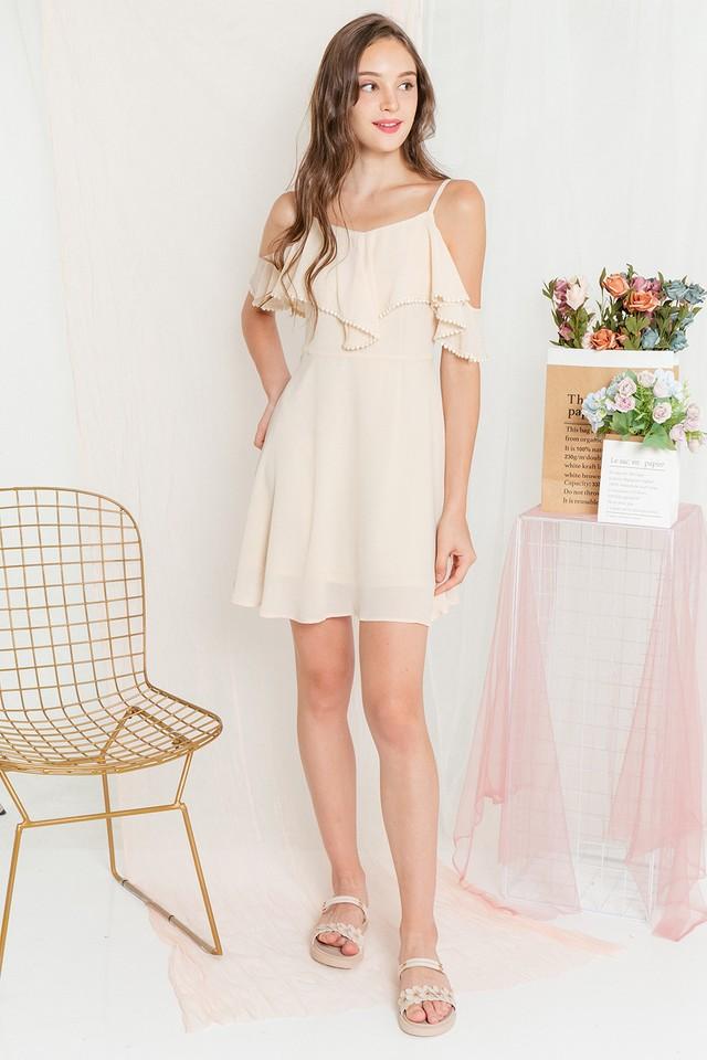 Angelia Dress Buttercream