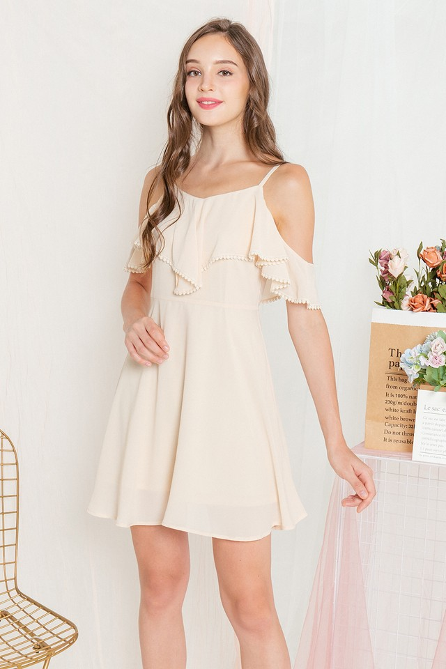 Angelia Dress Buttercream
