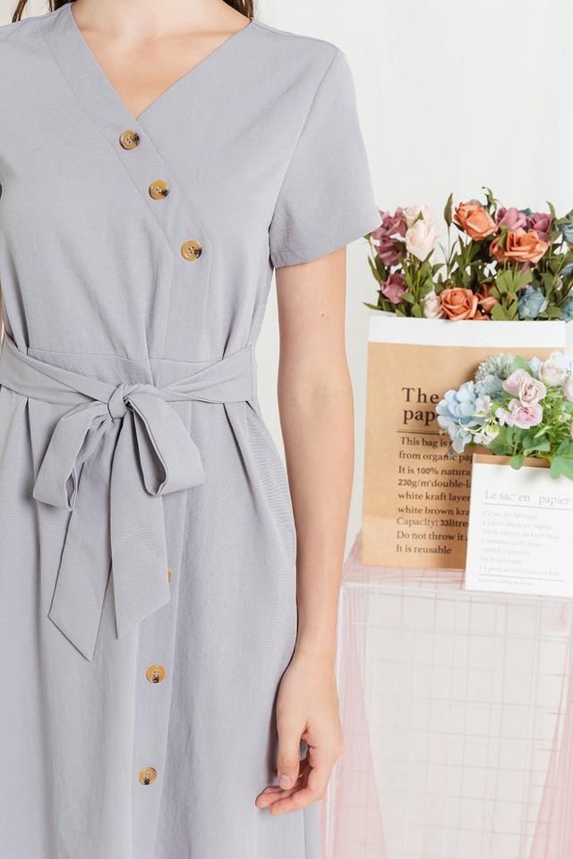 Jansen Dress Grey