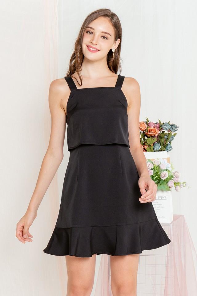 Sendi Dress Black