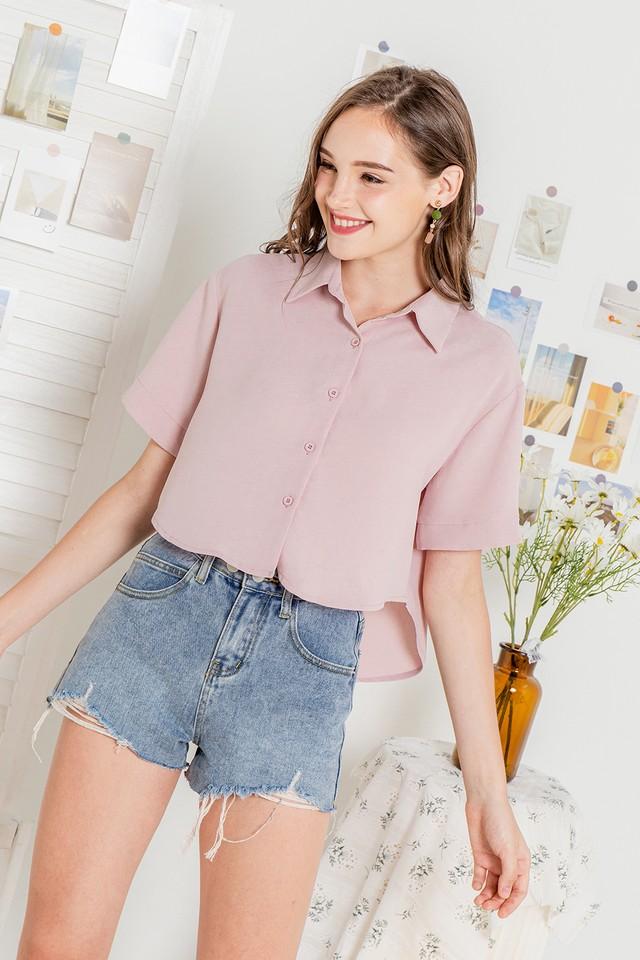 Ofelia Shirt Pink