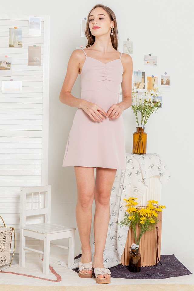 Latisha Dress Pink