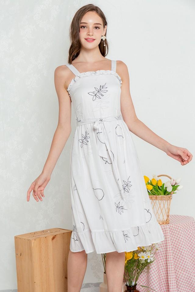 Venetta Dress Fruit Paradise