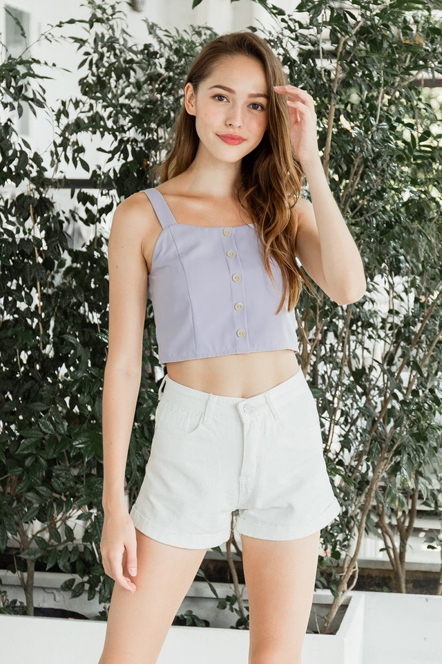Althea Top Lilac