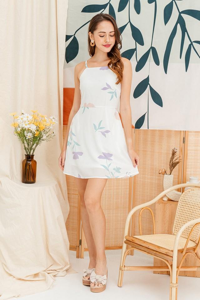 Carter Dress Pastel Floral