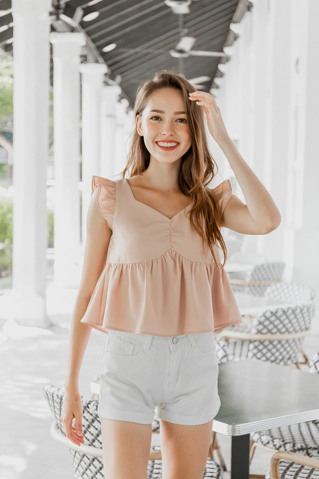 Joselyn Top Pink