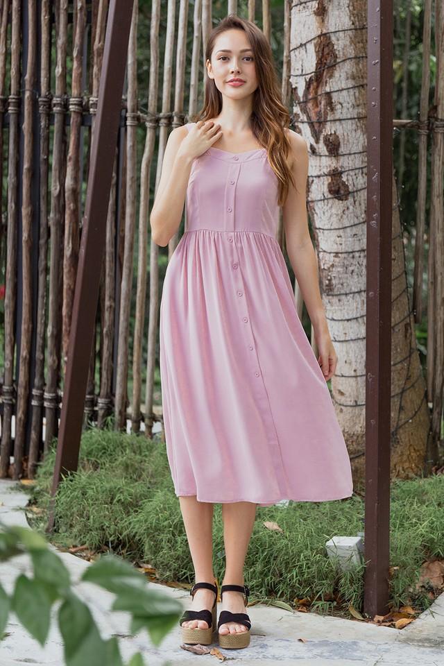 Torrie Dress Pink