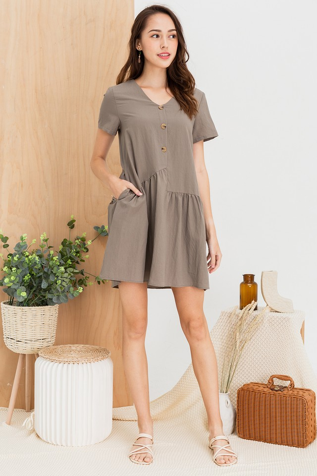 Shea Dress Olive