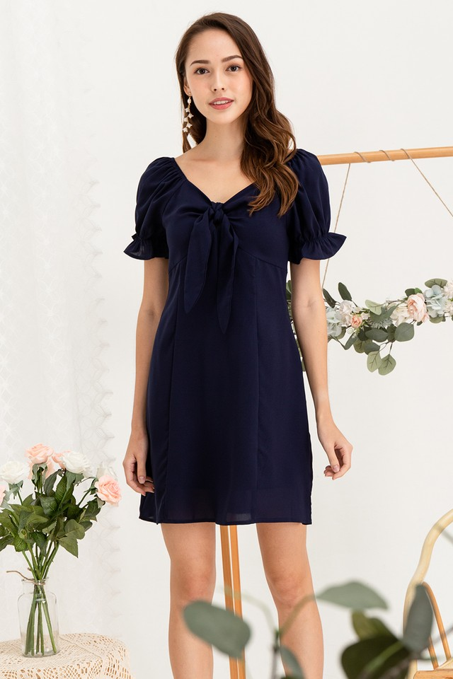 Windson Dress Navy
