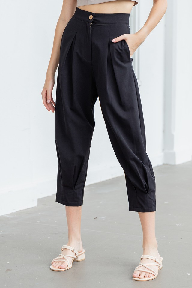 Kirbie Culottes Black