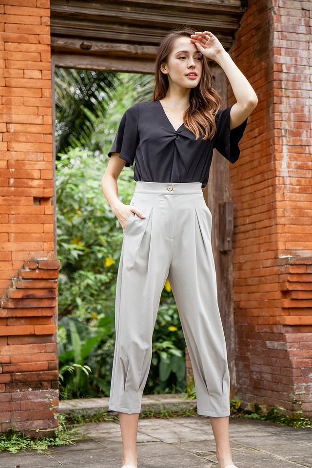 Kirbie Culottes Grey
