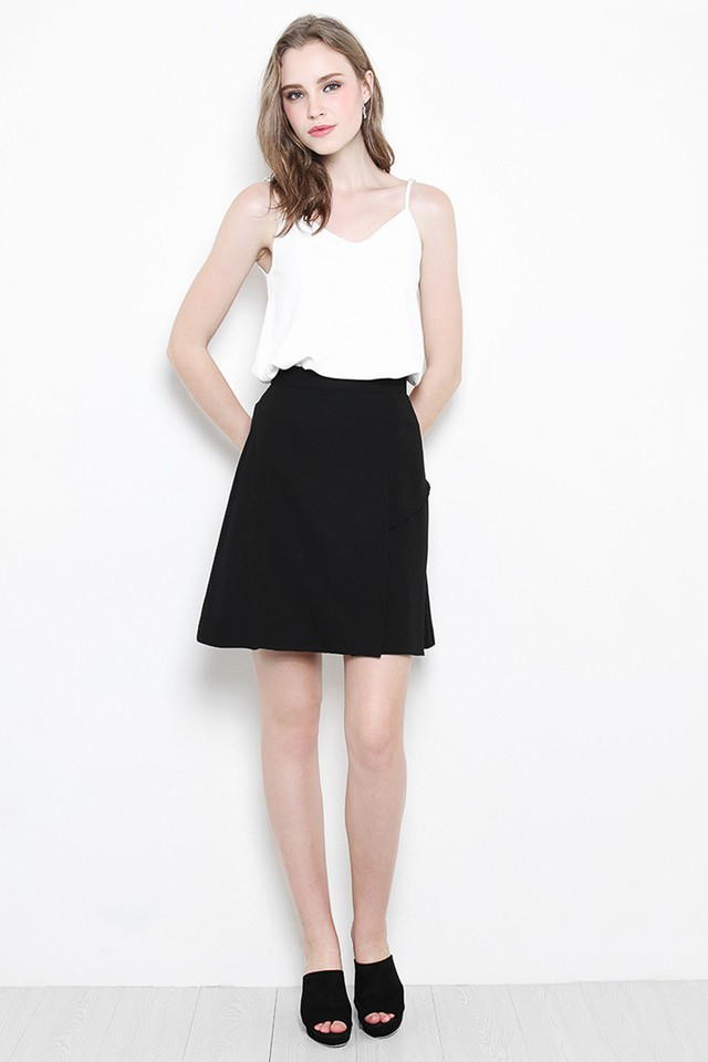 Kenna Skirt Black
