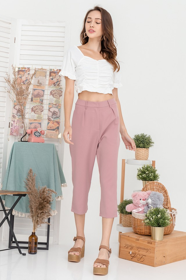Kyleigh Culottes Pink