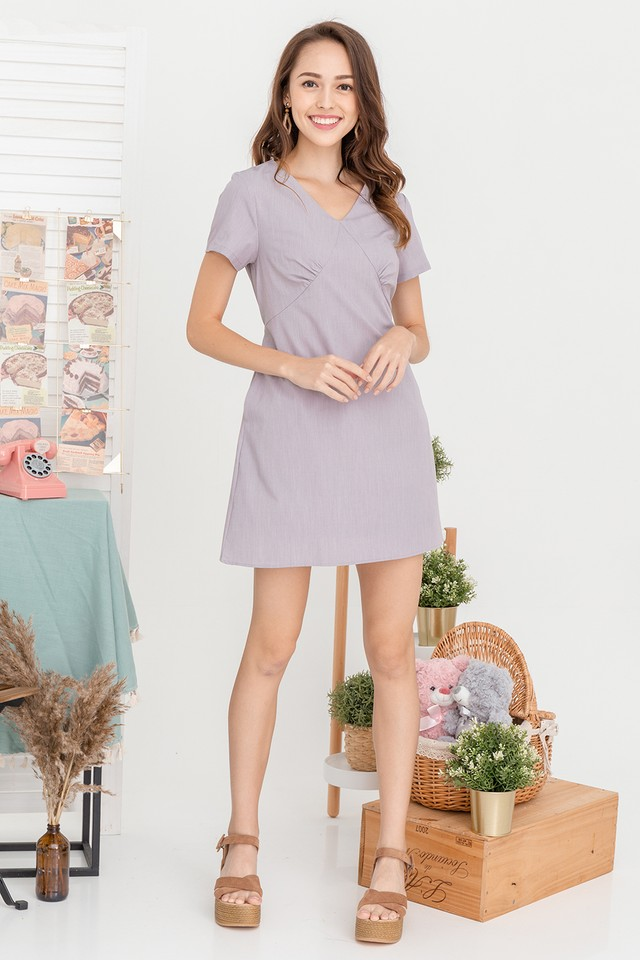 Anwena Dress Lilac