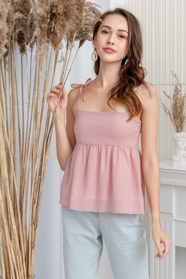 Elicia Top Pink
