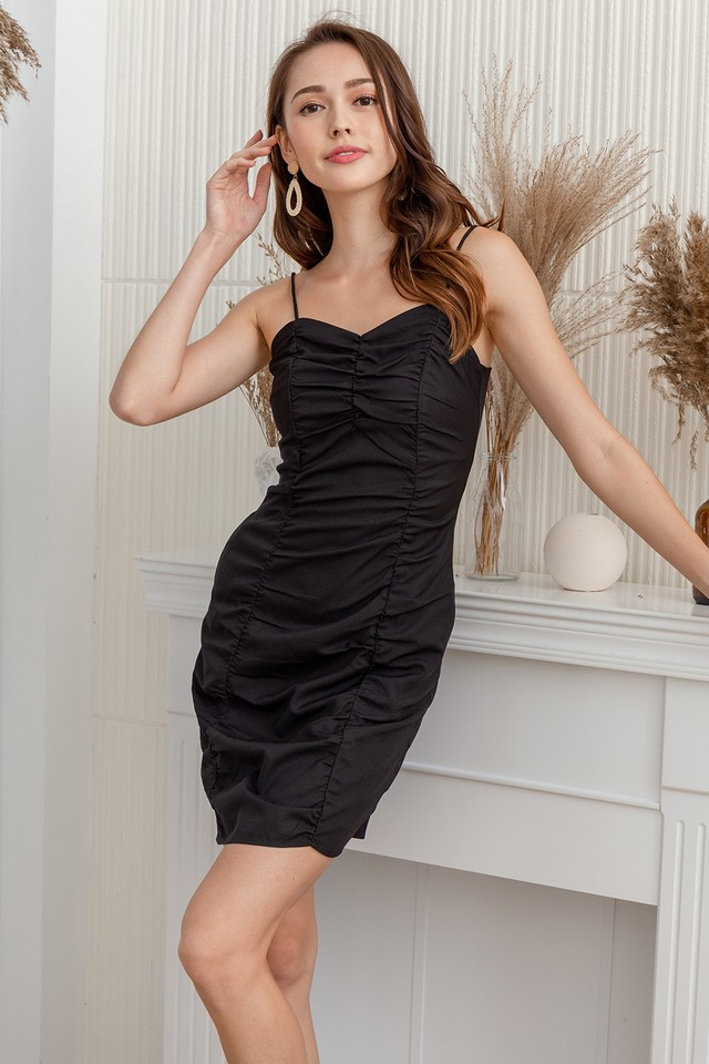 Mazie Dress Black