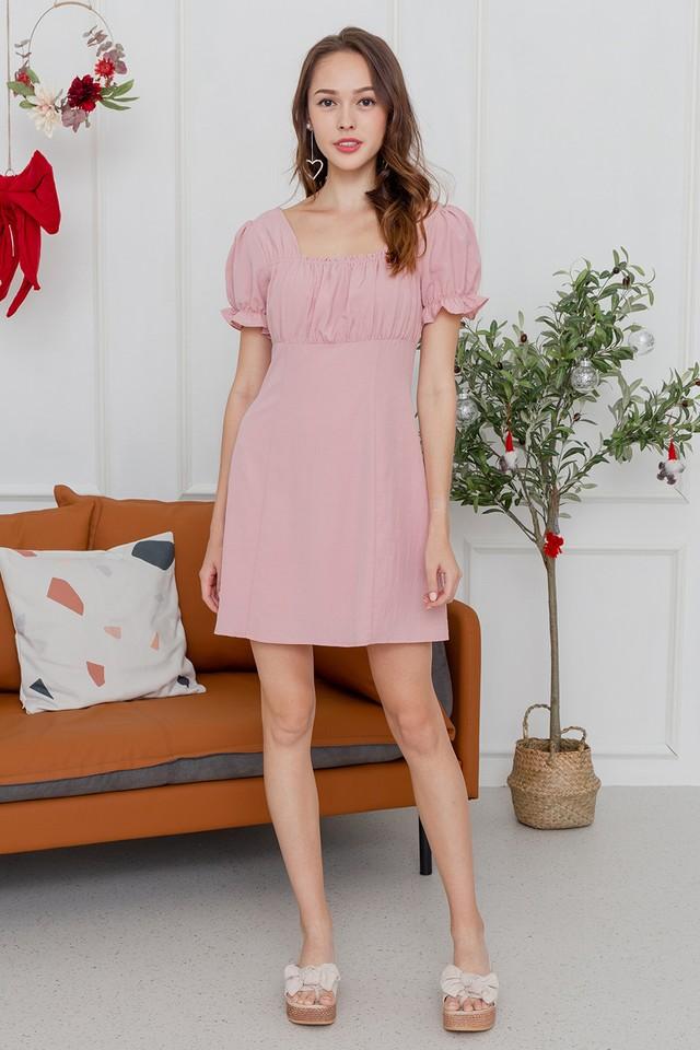 Harleen Dress Pink