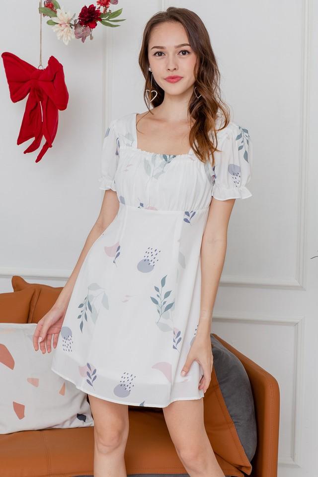Harleen Dress Print