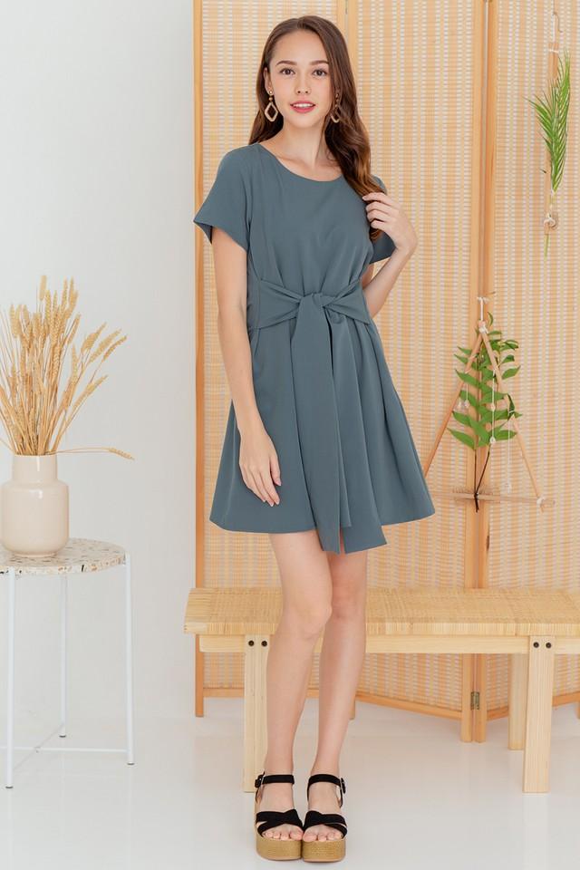 Aislin Dress Grey