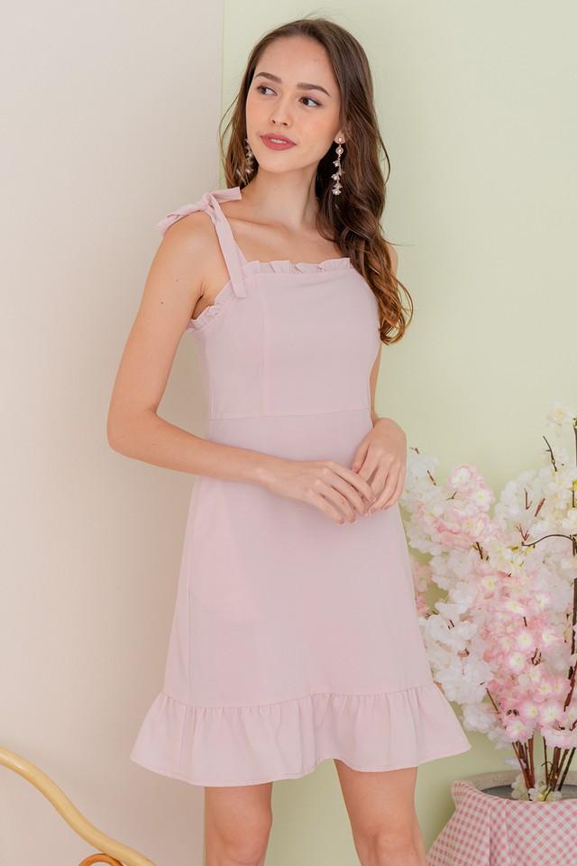 Paxton Dress Pink