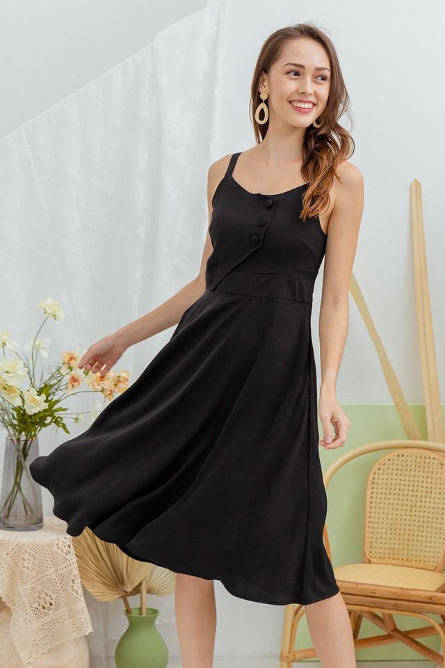 Endera Dress Black