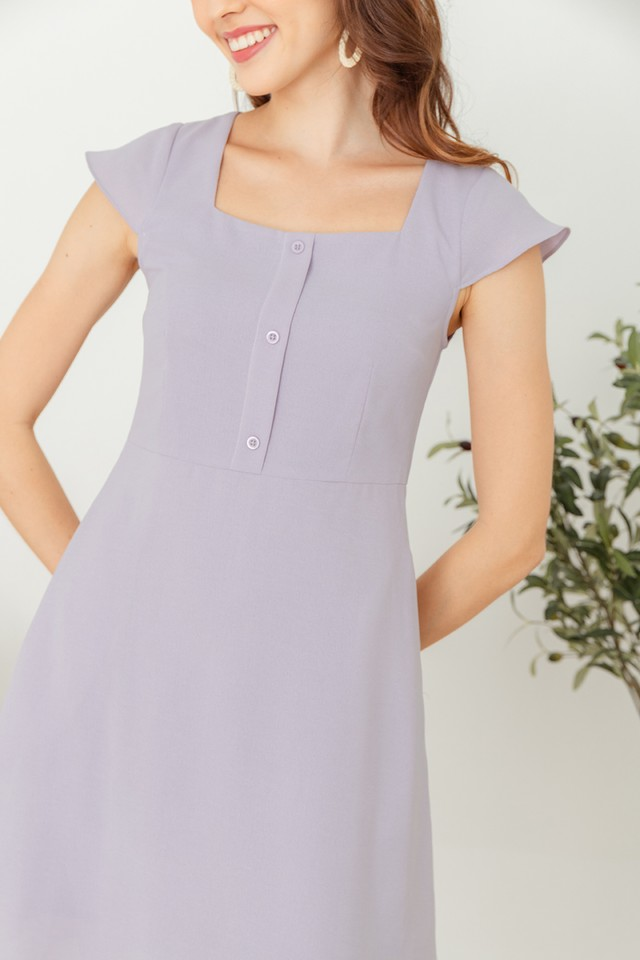 Wylinn Dress Lilac